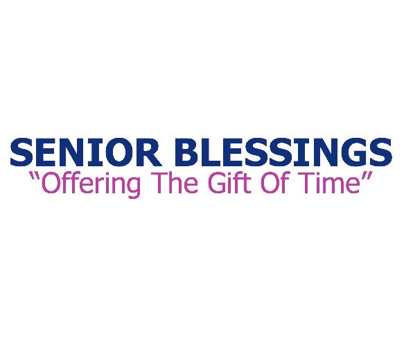 Senior Blessings Logo